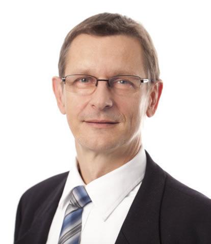 Diözesan-Caritasdirektor Dr. Frank Johannes Hensel